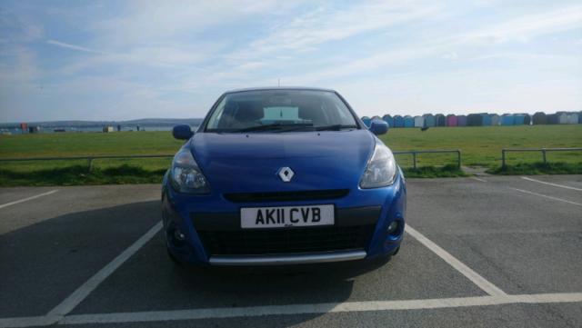 Renault Clio Automatic | in Poole, Dorset | Gumtree