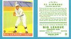 Goudey Al Simmons Baseball Cards