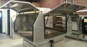 Display Ute Tray Canopies and toolboxes for Sale Mitcham Whitehorse Area Preview