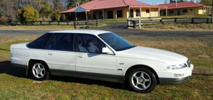 1995 Holden Statesman Sedan Glen Innes Glen Innes Area Preview