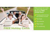 Car repairs/ MOT/ Tyres/ Air-con regas - Free car health check