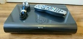 SKY+ HD BOX, £30, 1TB, GLOSS EFFECT, 3D ANYTIME ON DEMAND READY