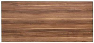 Schreibtischplatte Holz Tischplatte 200x100 cm in Zwetschge NEU + OVP