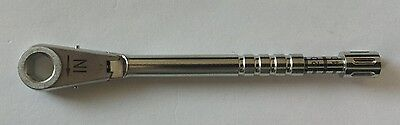 Graduated Torque Wrench Dental Implants Fits Zimmer Ab Mis Universal Hex Ratchet