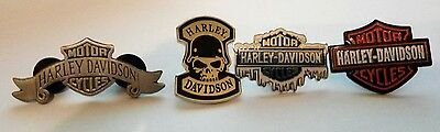 harley davidson pin badges