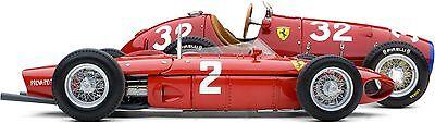 Exoto 1:18 FERRARI F1 CHAMPIONS Grand Prix Gift Set of 2 BND22027