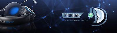Teamspeak 3 Server 50 Slots   Just For 4 99  Per Month