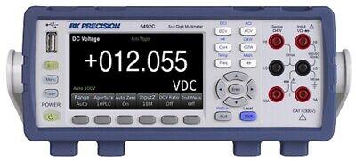 Bk Precision 5492c Multimeter New
