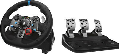 Logitech - G29 Driving Force Racing Wheel for PlayStation 3 and PlayStation 4...