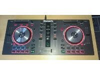 Numark Mixtrack 3 DJ Controller with virtual dj software
