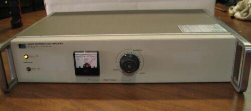 Agilent Keysight HP 5087A Distribution Amplifier