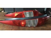 2004 Ford Mondeo estate rear / tail lights - pair