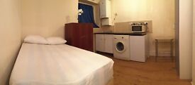 Studio flat in willesden with all the bills included