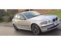BMW 316ti Compact 1.8 87K