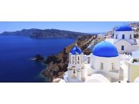 Want to get saucy in Santorini? ..