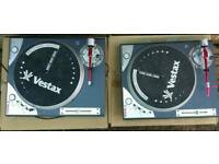 VESTAX PDX-a2S MKII Professional Direct Drive Turn Table