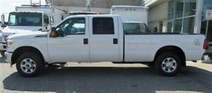 2015 Ford F-250 Crew Cab 4x4 gas long box XLT loaded