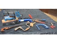 An Assortment of Hand Tools