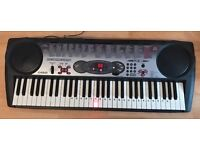 Casio lk-35 light up keyboard good condition