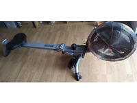 Body Sculpture Air Resistance Rowing Machine