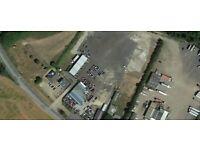 Commercial Unit - Open Land Storage - Garage - Workshop - Studio TO LET - off M11 or A12