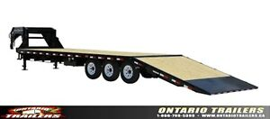 2016 PJ Trailers (SY) 32 ft Triple axle Hydraulic Dovetail