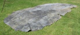 Pond liner - approx 2m x3m.