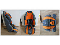 Car seat Chicco – From 9 to 36 kg – Excellent Conditions – From a smoke and pet free house