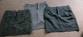 Three skirts Gap/Old Navy
