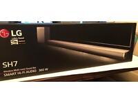 LG SH7 360w 4.1ch Brand new & Sealed