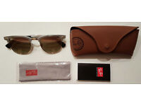 Brand new Ray-Ban Clubmaster
