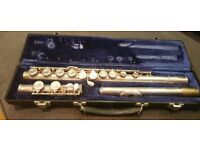 Boosey and Hawkes B&H400 Flute in Hard Case