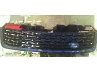 Land rover grill