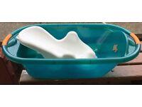 For Sale Baby Bath Tub and Bath Chair