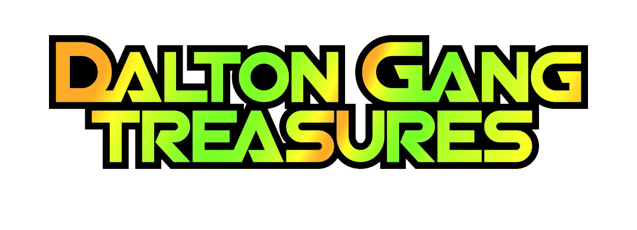 Dalton Gang Treasures
