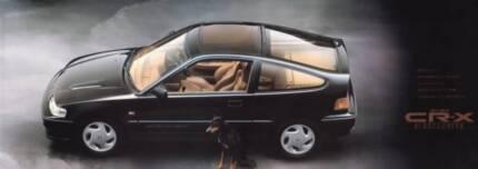 Wanted: Honda crx glasstop ef7 ef8