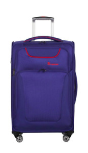 "IT Luggage Vibrance Collection 27.5"" 8 Wheel Lightweight Spinner"