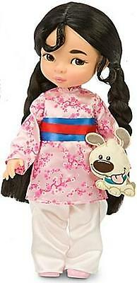 Disney Princess Animator Toddler Animators Doll Belle Rapunzel Snow White Merida on Rummage
