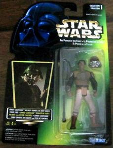 Lando Calrissian Figures (3) - Star Wars Power of the Force Cambridge Kitchener Area image 3