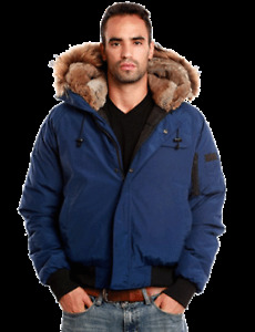 arctic north winter jacket