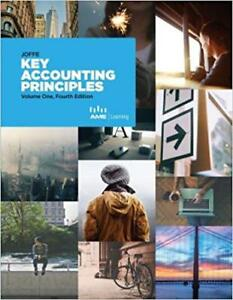 Key Accounting Principles Volume One, Fourth Edition+work book