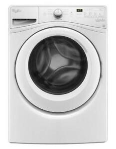 Whirlpool® WFW7590FW 4.8 cu. ft. I.E.C. Front Load Washer with Closet-Depth Fit-Brand New(MP_242)