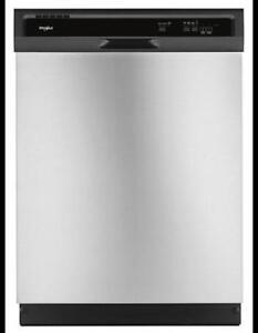 Whirlpool Heavy-Duty Dishwasher WDF330PAHS (BD-1003)