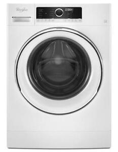 "Whirlpool® WFW5090GW 2.6 cu. ft. I.E.C. 24"" Compact Washer with the Detergent Dosing Aid Option-Brand New(MP_239)"