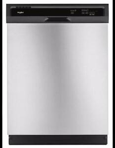Lave-vaisselle, Haute efficacité, Whirlpool, Showroom