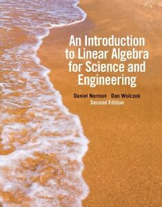 Intro to Linear Algebra for Science & Engineering (2e) w Manual