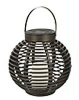 Brand New still with tags Large Solar Outdoor Light 13 x 13""