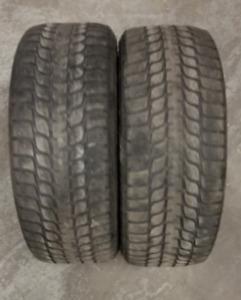 ***** 2 + 1  X 225/45/17 LM Bridgestone Runfalts WINTER - HIVER