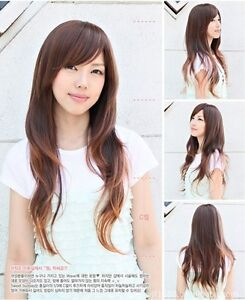 New-Style-Womens-Girls-Sexy-Long-Fashion-Full-Wavy-Hair-Wig-3-Colors-Available
