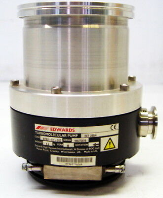 Boc Edwards Ext 255h Turbo Vacuum Pump B753-01-000
